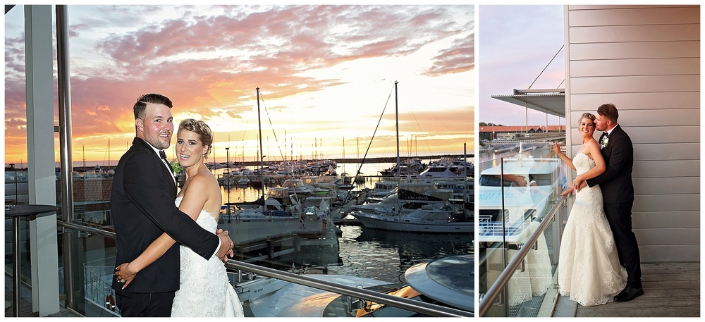 Wedding photography from The Breakwater Hillarys Weddings
