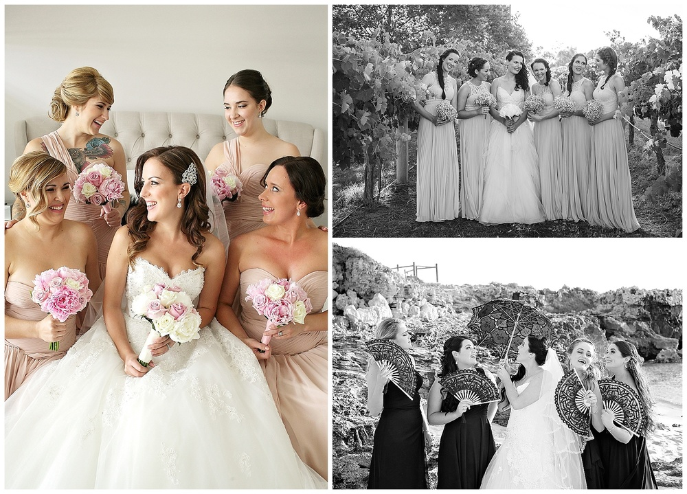 Bridemaids photo