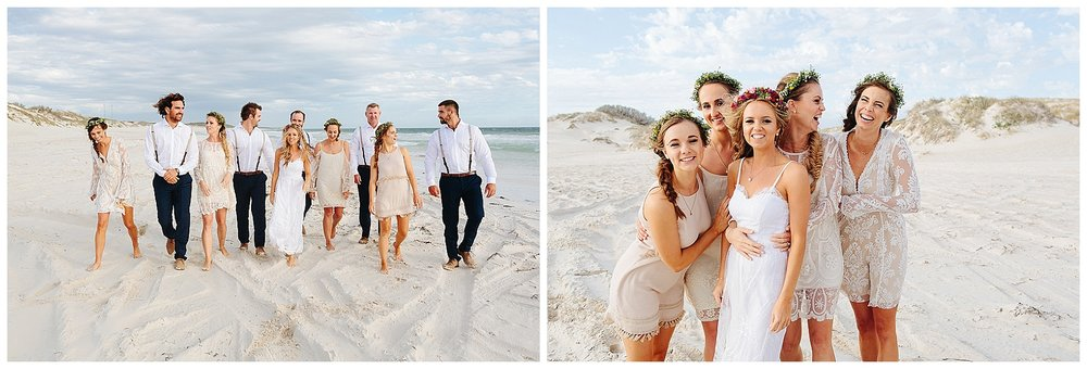 Lancelin Wedding