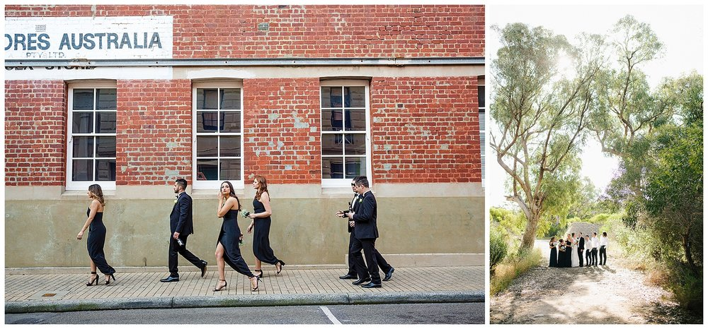 Fremantle Wedding Photography