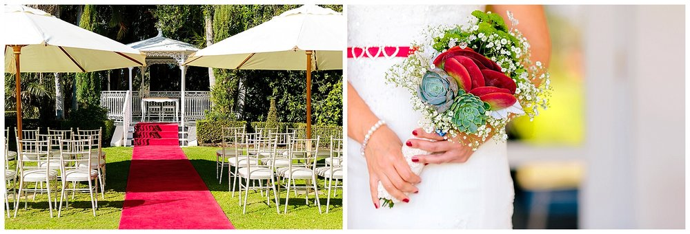 Caversham House Wedding Ceremony