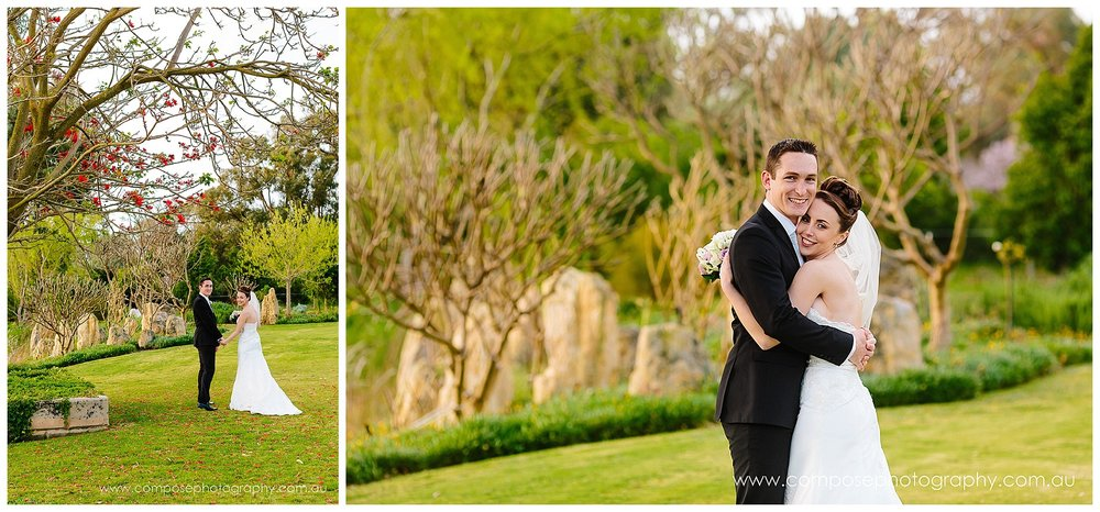 Spring Wedding Perth