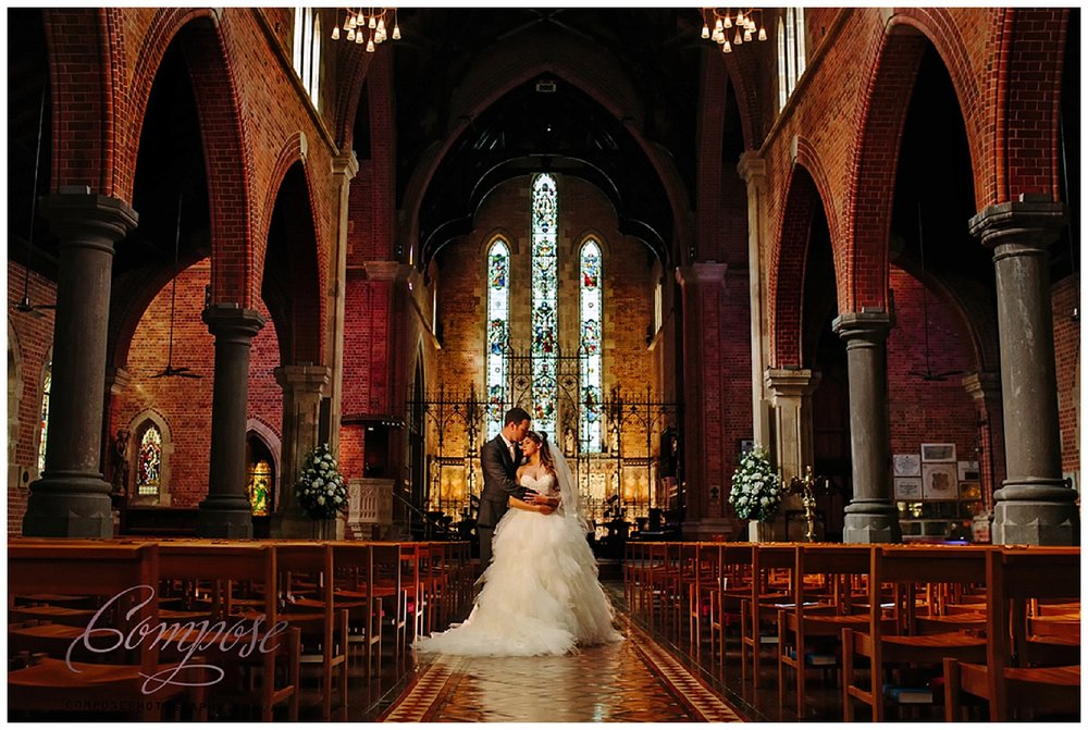Cathedral Wedding Perth