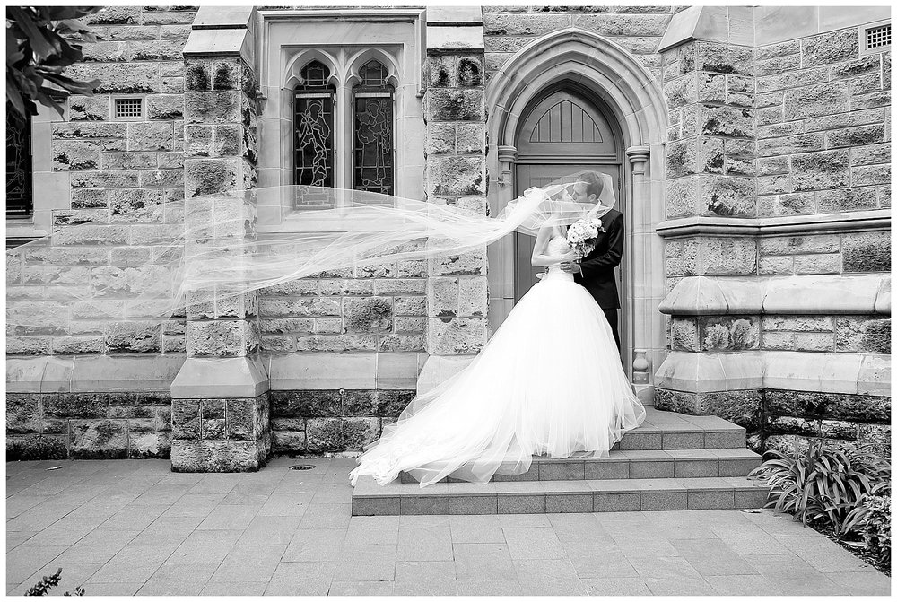 Award winning wedding photographer Perth