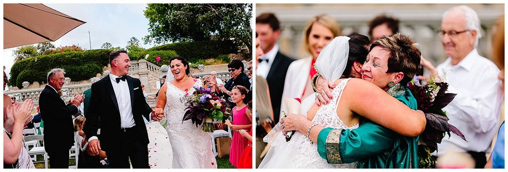 Cottesloe Civic Centre wedding