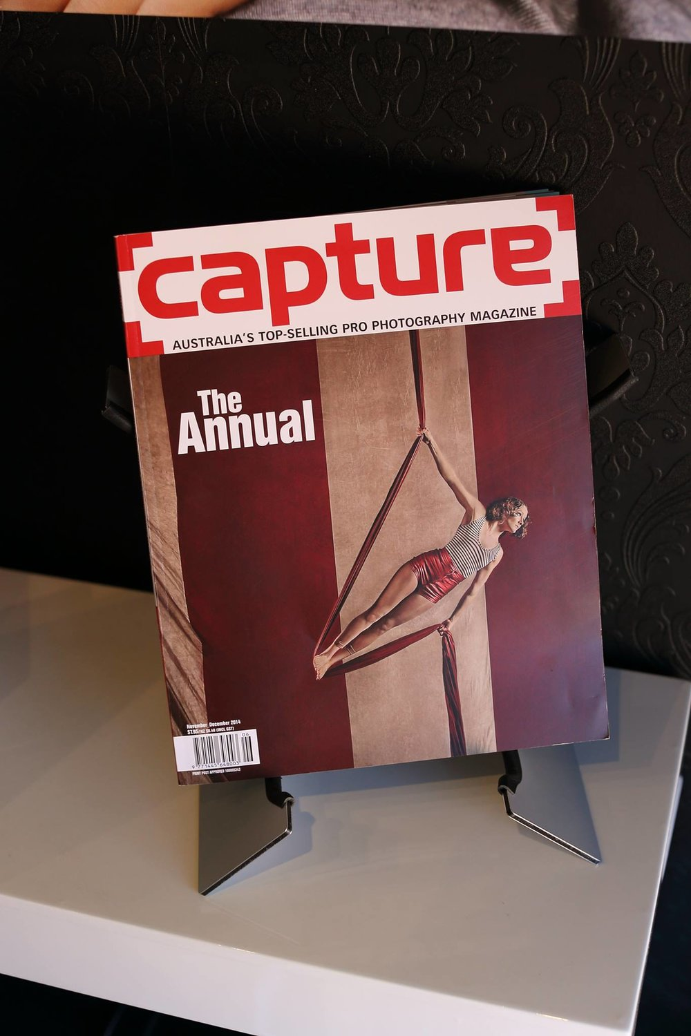 "Capture Magazine ""The Annual"" Cover Image"
