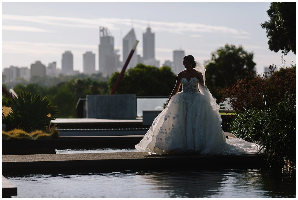 Crown Perth Wedding