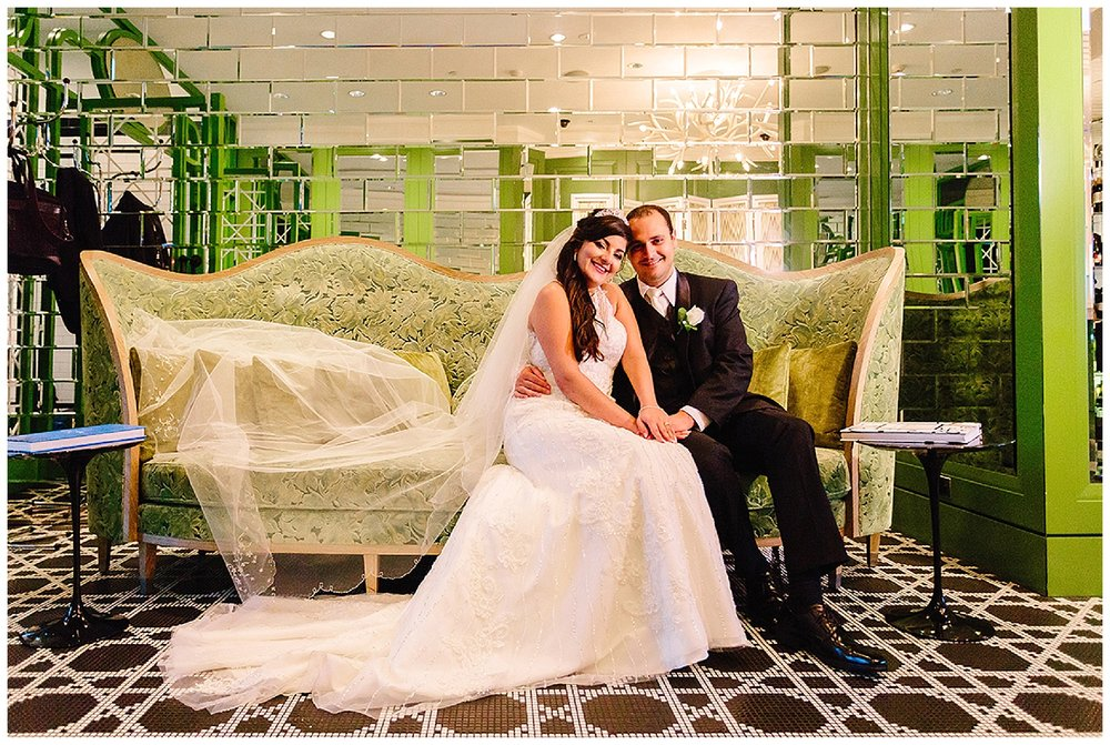 wedding photo at Crown Perth
