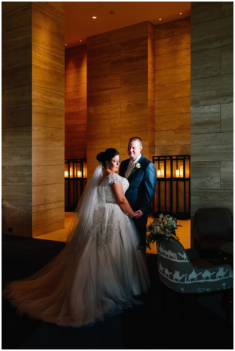 Crown Towers wedding