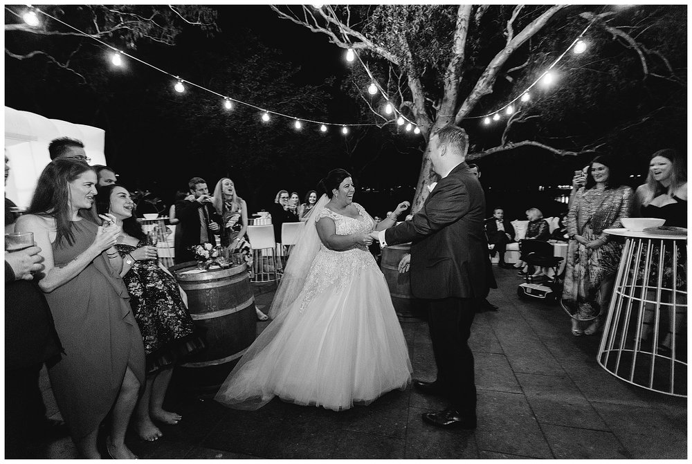 cocktail outdoor wedding Perth