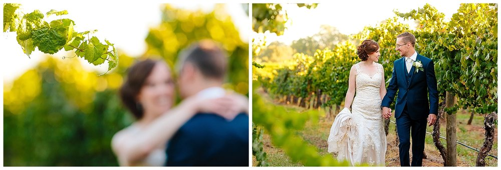 Perth winery wedding