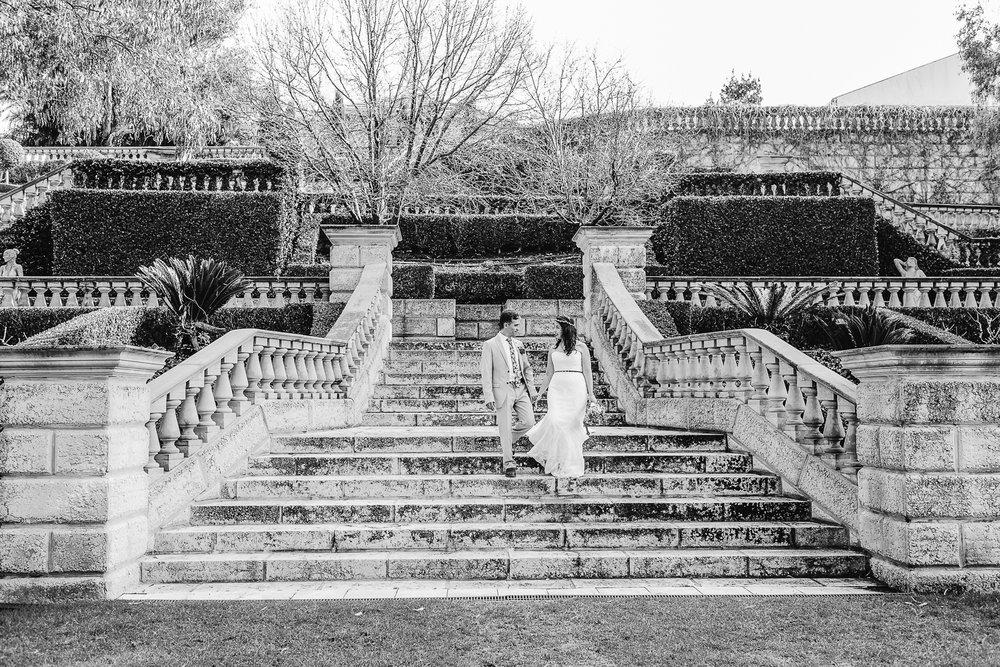 Caversham House staircase