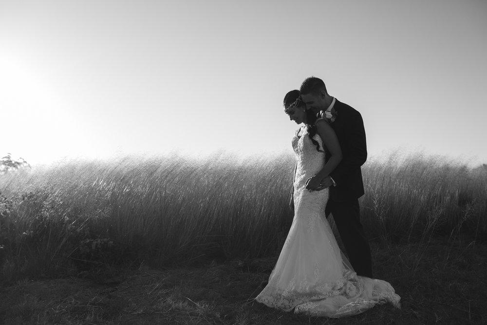 Swan Valley wedding