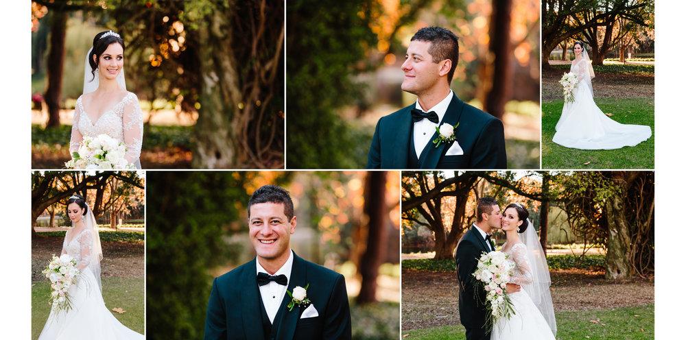 Hyde Park wedding photo