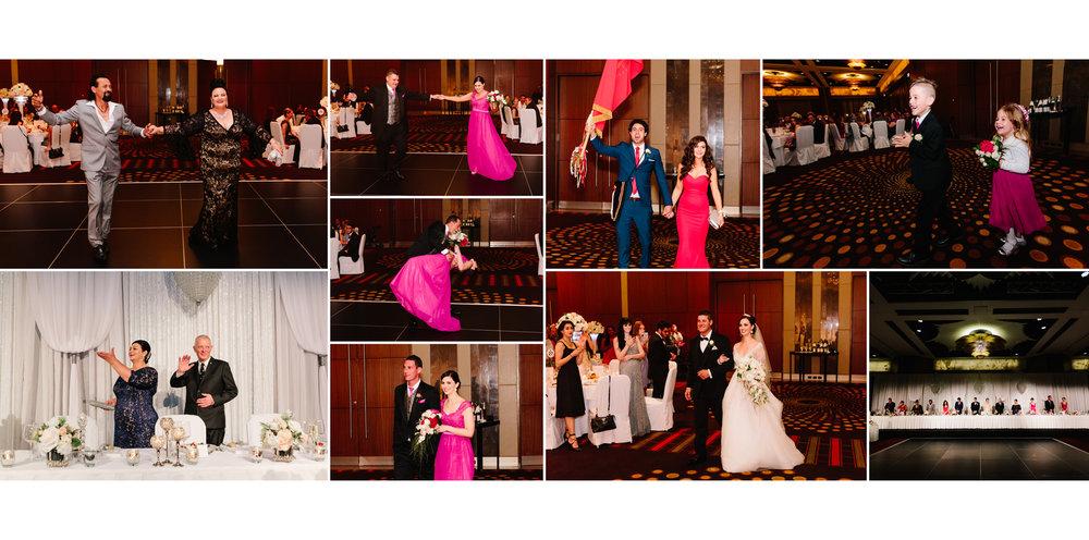 Astral Ballroom wedding