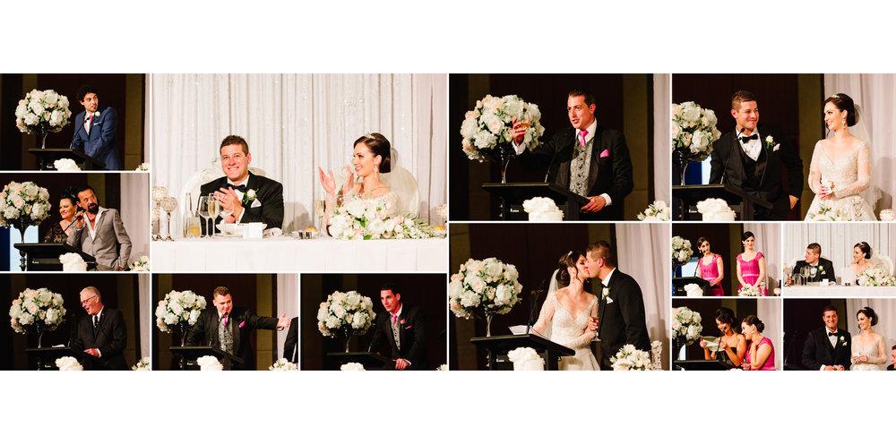 Crown Perth wedding reception