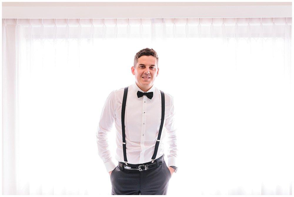 Wedding suit Perth
