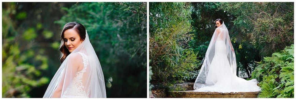 Sunken Garden UWA wedding