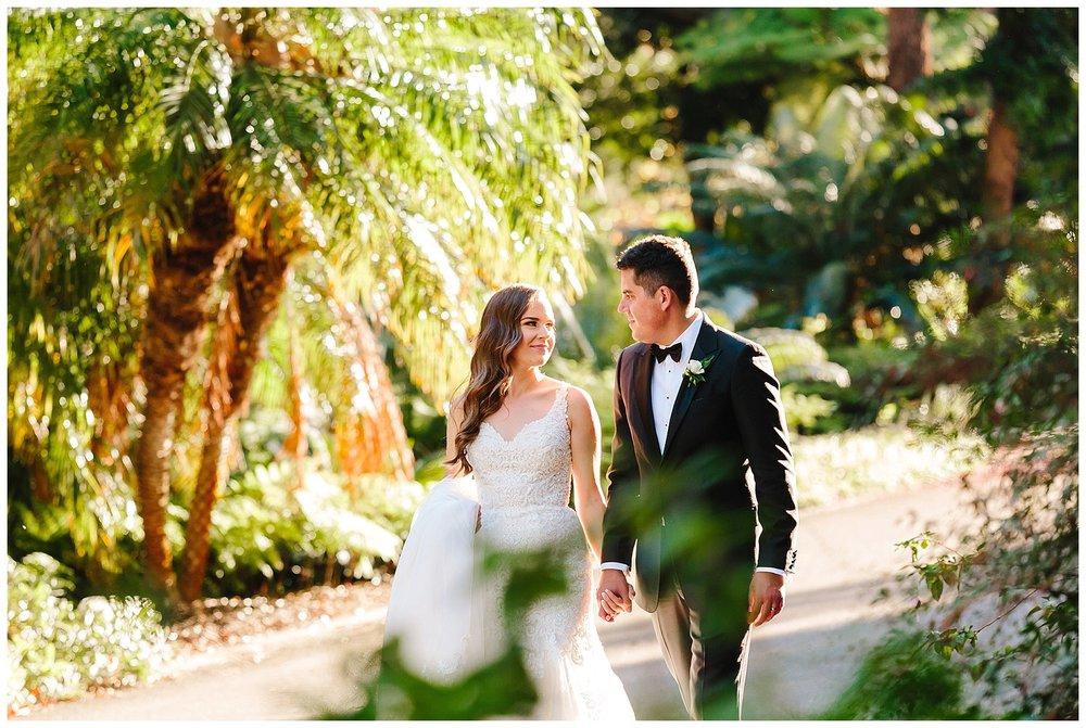 garden wedding Perth