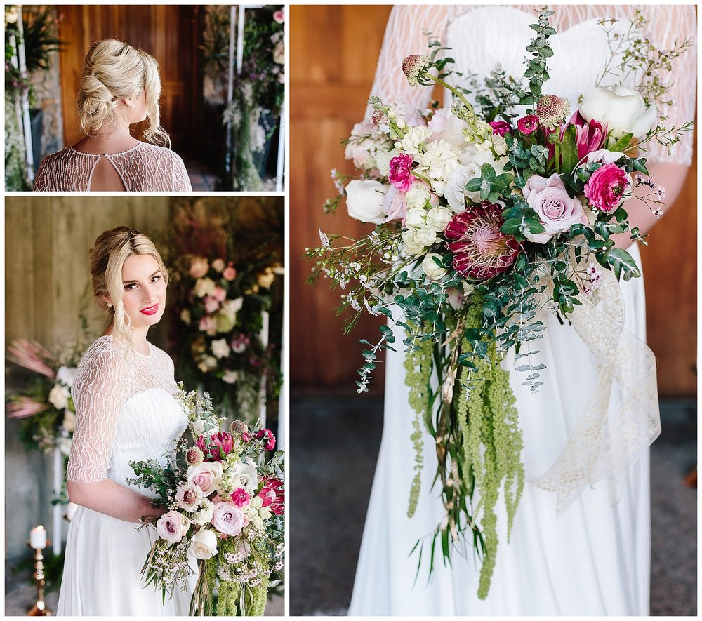 Just Brides wedding flowers