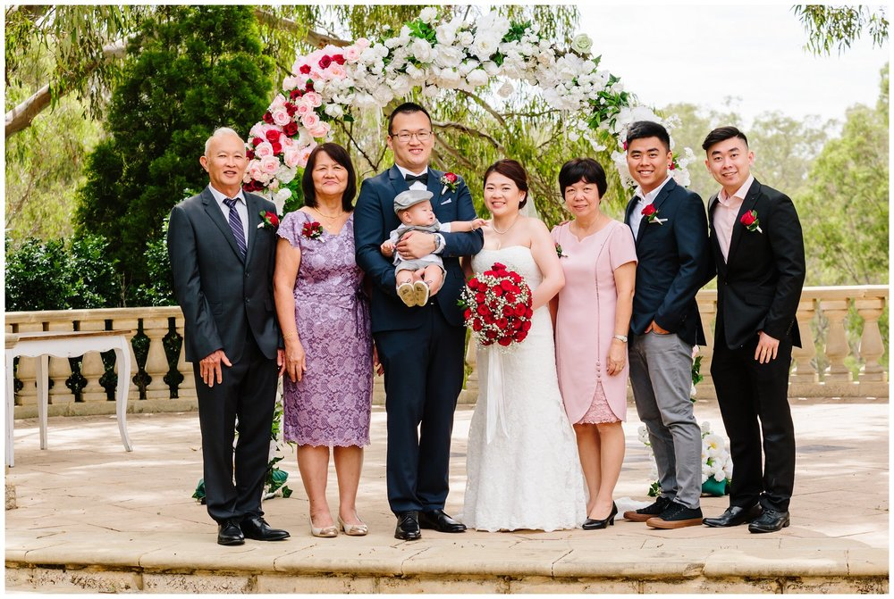 Chinese wedding in Perth