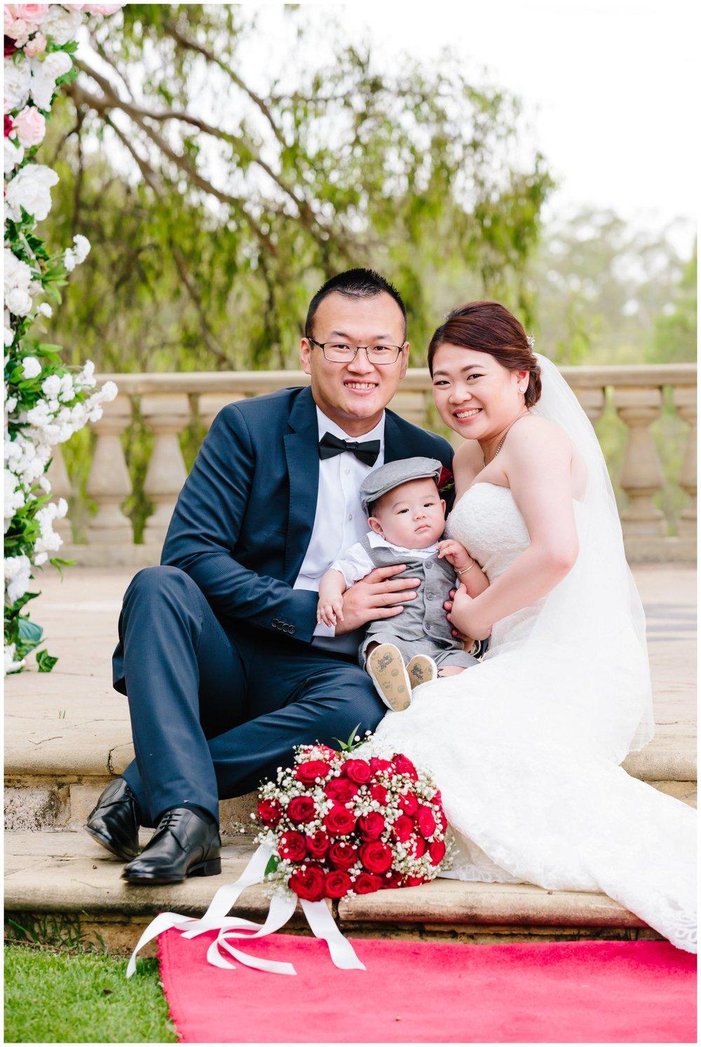 baby wedding tuxedo