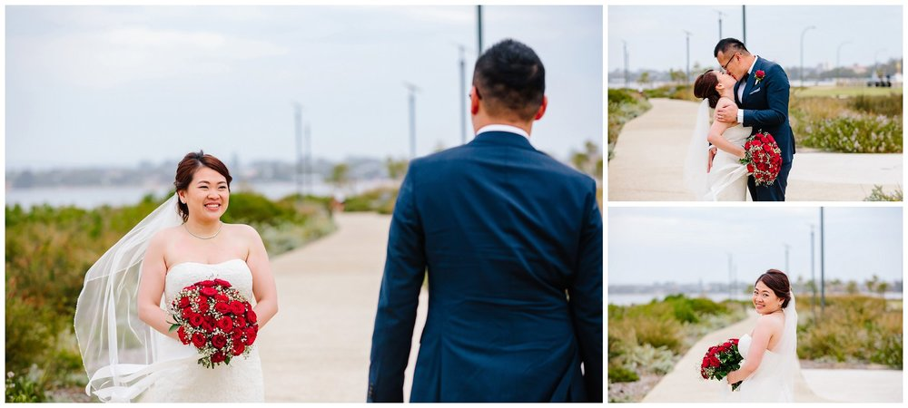 Asian wedding in Perth