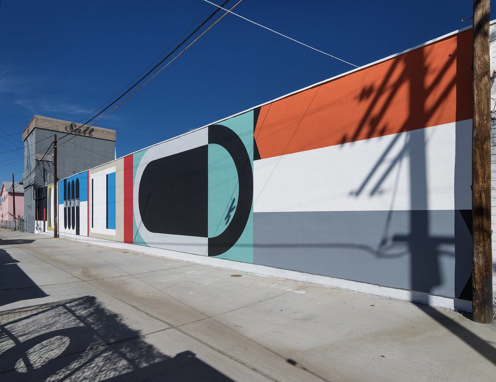 Site specific mural 2017