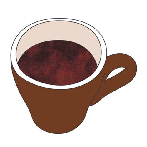 Espresso Drinks  Spot Illustration