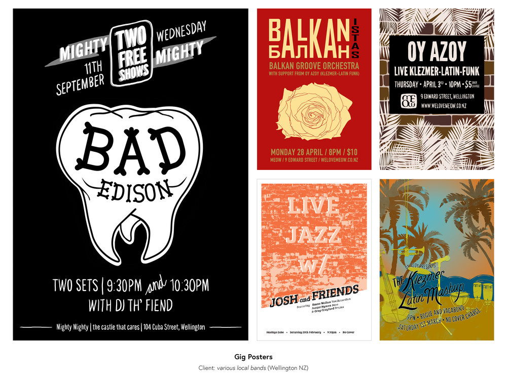 Lexy Illustration - Gig Posters (Various Musicians).jpg
