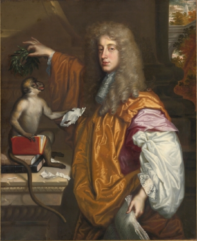 John Wilmot, 2nd Earl of Rochester, and eternally pimptastic