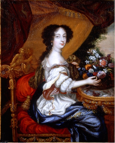 Portrait of Barbara Villiers, Duchess of Cleveland and obvious minx