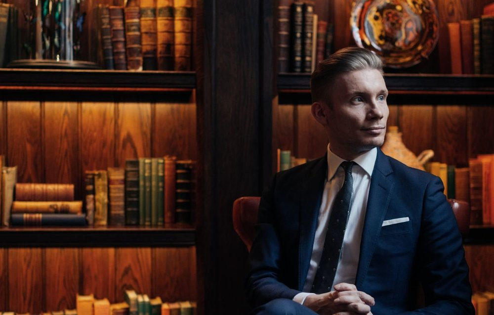 Mark Niemierko - Britain's premier high-end social event and wedding planner