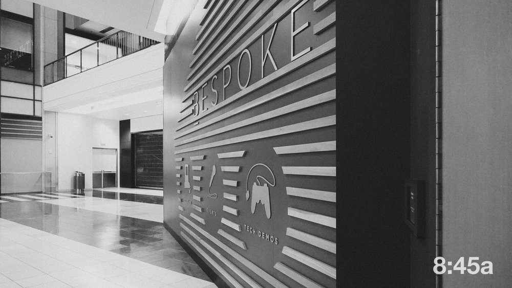 Bespoke is located at Westfield Mall in San Francisco