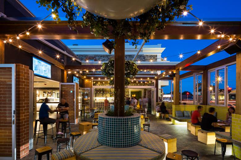 Australia 39 s best outdoor beer garden is in adelaide this for Best house designs adelaide