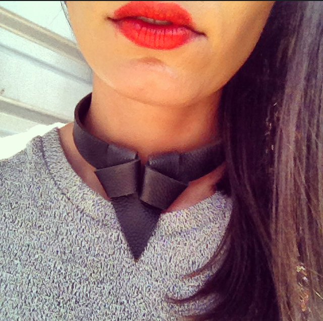 The 'Signature' collar