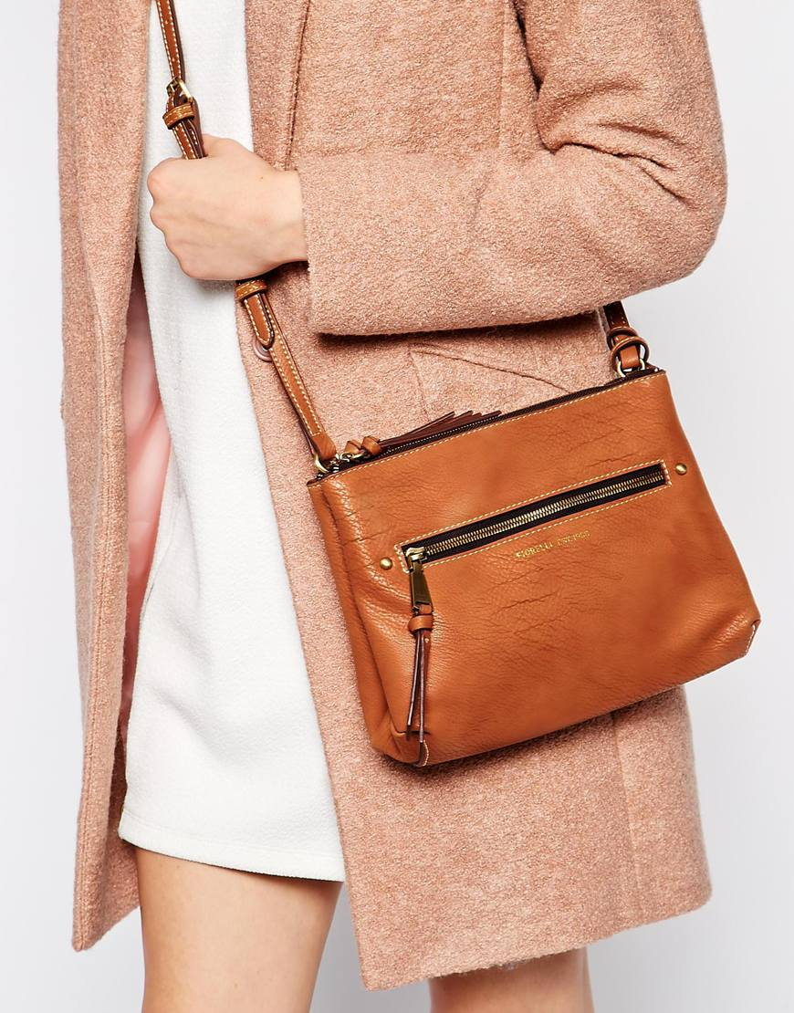 Fiorelli Leah Square cross body bag from ASOS- $87