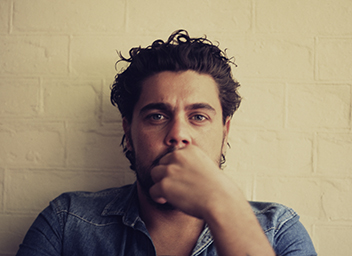 Dan Sultan via Garden of Unearthly Delights official website