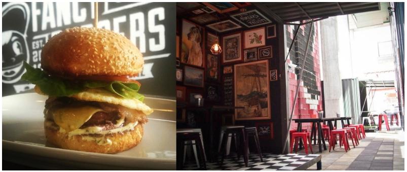 It's so fancy, you already know  via Fancy Burger