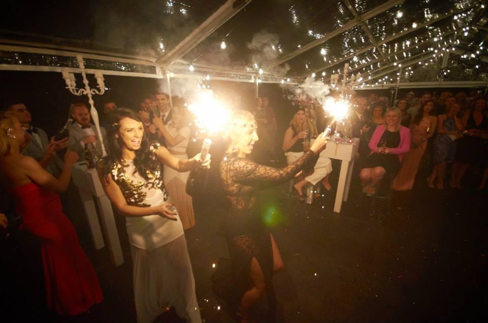 Sparkling celebrations