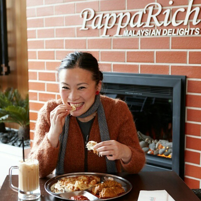 PappaRich ambassador Poh LIng Yeow via PappaRich Australia