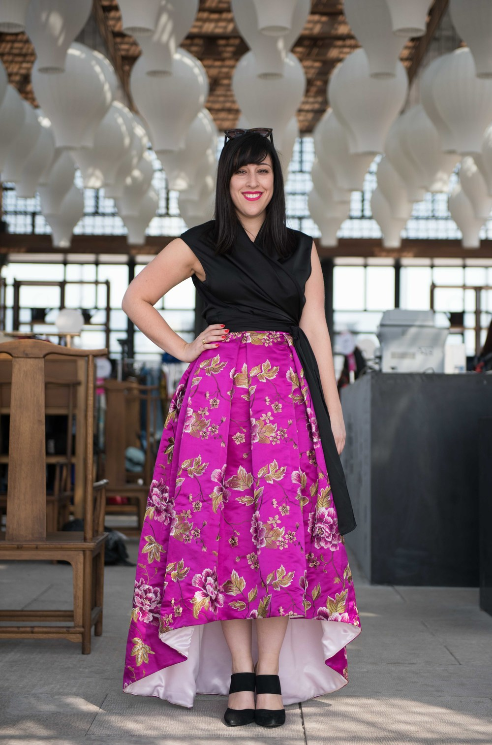 Head Designer, Cristina Tridente