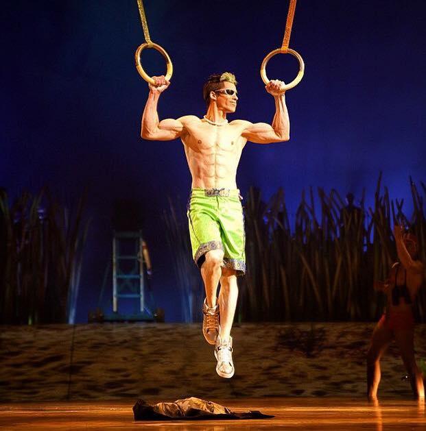 via Cirque Du Soleil TOTEM Facebook