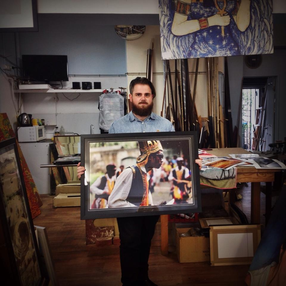Local photographer Tom Brown will be exhibiting his work at RAW: Adelaide's SPLENDOUR event, image provided by Tom Brown
