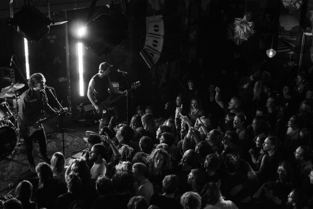 Bad//Dreems at Jive in Adelaide