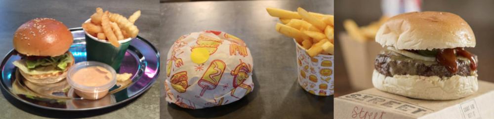 Nordburger ,  Burger Theory  and  Street ADL