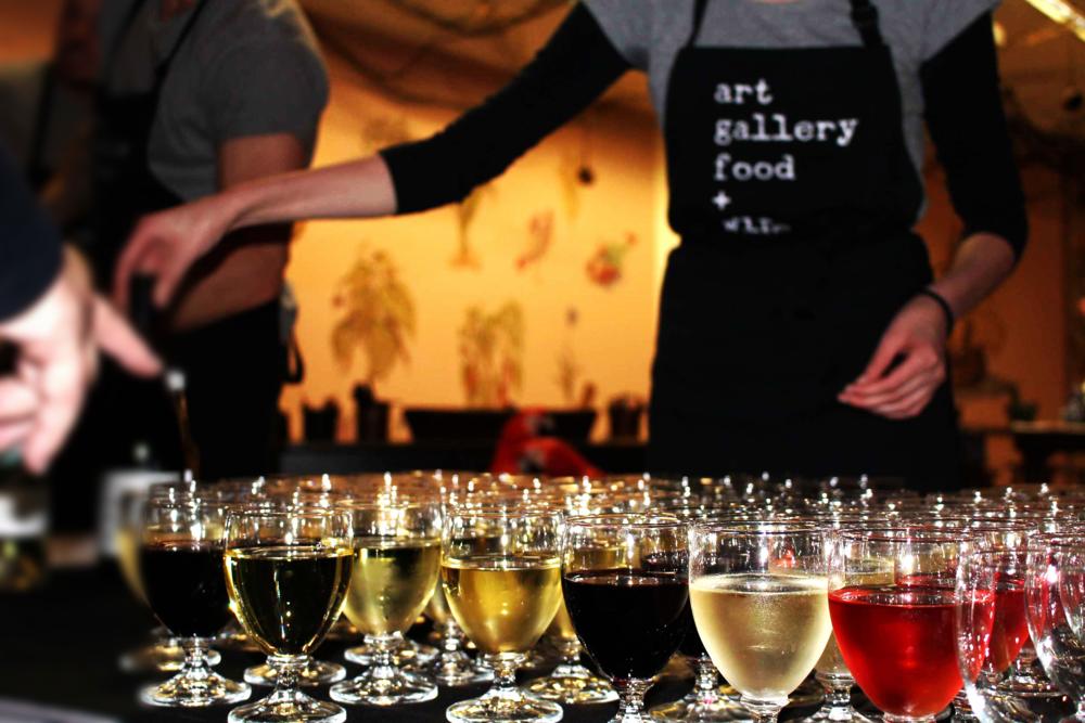 Art Gallery Food + Wine