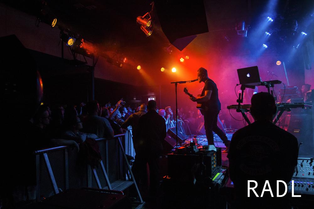 Karnivool in May 2015, image by Kane Trimming