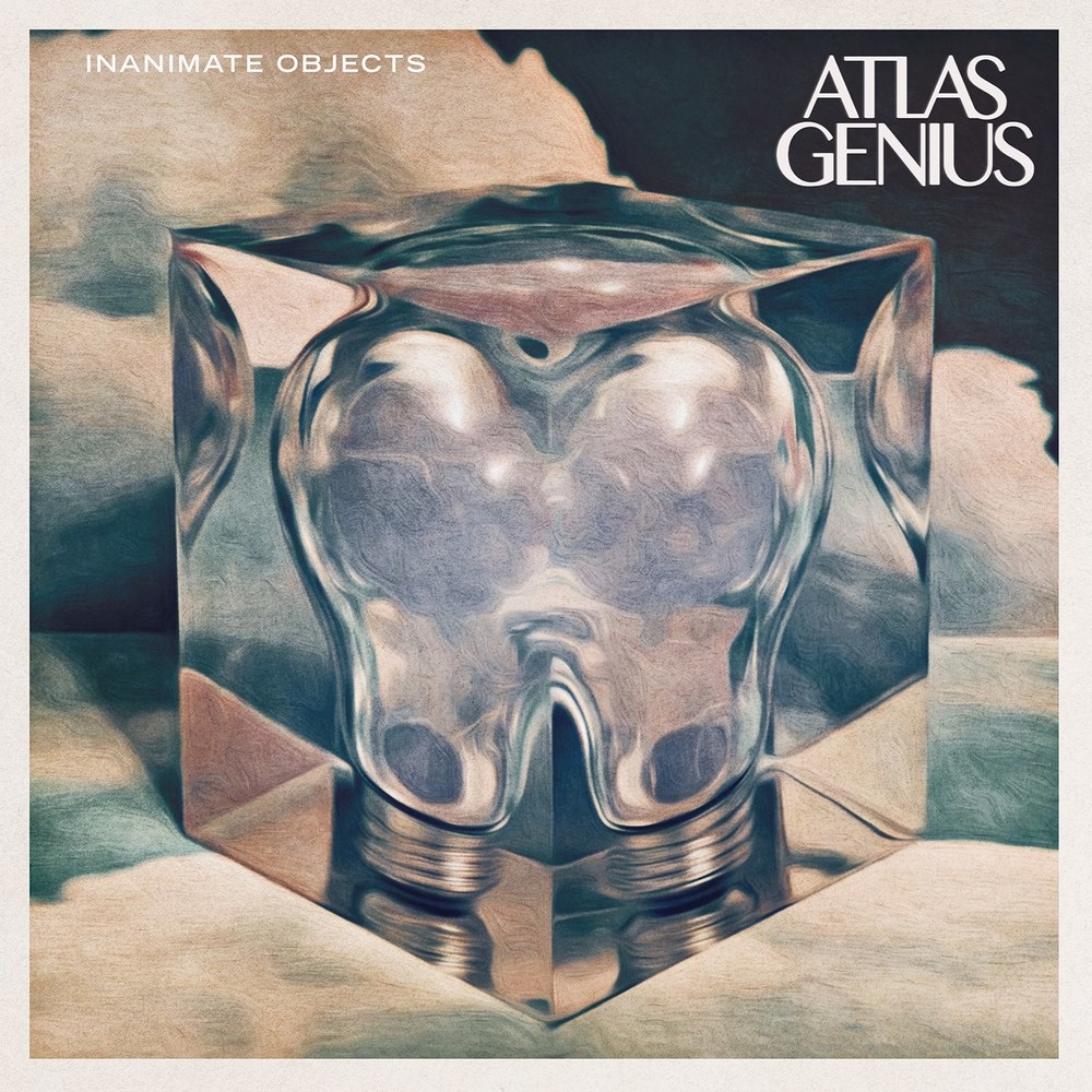Album cover art by Kii Arens via Atlas Hands
