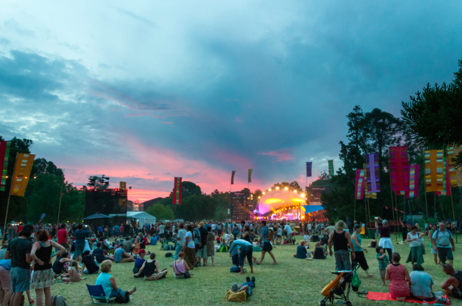 Image supplied by  WOMADelaide